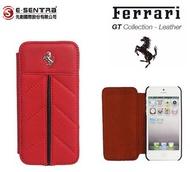 葳爾洋行 Wear 【Ferrari 法拉利】原廠真皮皮套【iPhone5、iPhone5S】側翻式皮套、翻書式皮套【先創國際公司貨】
