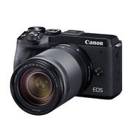 Canon EOS M6 Mark II(M2) 18-150mm STM(公司貨)