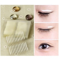*Highly Recommended by 女人我最大*CHEAPEST*Double Sided Non-Reflect and Breathable Double Eyelid sticker
