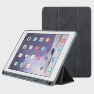 For iPad 8th/7th Generation 10.2 Case with Apple Pencil Holder, Stand Function, Auto Sleep/Wake Pu Leather Smart Cover for 10.2