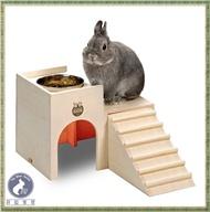 【菲藍家居】日本Marukan 兔子木屋餐廳(HT-33) 城堡餐廳