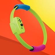 ♤迷你版Switch游戲健身環大冒險Ring Fit體感運動瑜伽健身腿帶