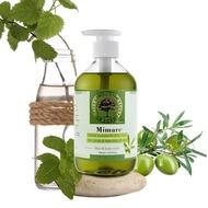法國Mimare-橄欖精油清潔凝露500ml