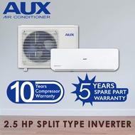 AUX Aircon - 2.5HP Split Type Inverter