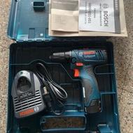 S-GSR1080-2LI 充電電鑽 bosch 含稅