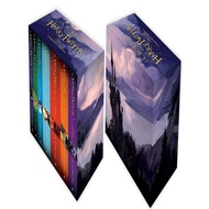 Asia Books หนังสือภาษาอังกฤษ HARRY POTTER BOXED SET: THE COMPLETE COLLECTION (REISSUE) คุณภาพดี