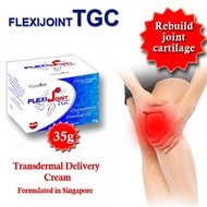 TGC Flexisoint (FlexiJoint) Glucosamine + Essential Oil Extra Strength 35g [Transdermal Glucosamine Cream]