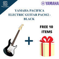 YAMAHA PACIFICA Electric Guitar PAC012 Black ( Yamaha Guitar )