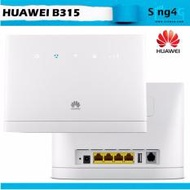 Huawei B315 B315S607 4G 150Mbps Direct Sim Card Router 4 LAN 32 WIFI 1 TEL PORT