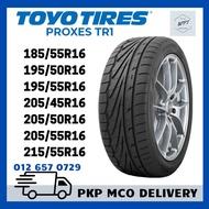 TOYO PROXES TR1 (Delivery) 185/55R16 195/60R15 195/55R16 205/45R16 205/50R16 215/55R16 Car Tyre Tire WPT NIPPON Tayar