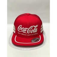[READY STOCK] 🔥TOPI VINTAGE PEPSI COLA / COCA COLA TRUCKERS / CAP 🇺🇸TAG MADE IN USA 🔥READY STOCK