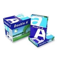 Double A - Double A - [原箱] 優質多功能 A4 80Gsm 影印紙