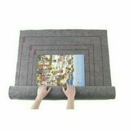 【現貨】加厚 拼圖專用毯 收納袋 拼圖墊 拼圖毯 拼圖收納 1500片 3000片 6000片