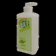 【憨吉小舖】中化乾洗手凝露 清檸香 500mL/罐 75%酒精(乙類成藥。藥局合法販售)