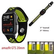華米Amazfit GTS錶帶手錶 華米智能手錶腕帶 替換帶 禮物 錶帶配件 Amazfit GTS