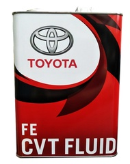 TOYOTA  CVT FE Fluid 無段變速箱油#2505