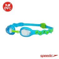 SPEEDO 兒童 Sea squad 泳鏡 藍-綠