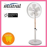 """Mistral 16"""" Stand Fan MSF40"""
