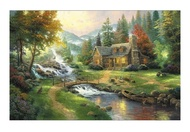 Adults Puzzles,500/1000/1500/2000/3000/5000 Pieces Painting Wooden Jigsaw Puzzle for Adults Kids,Entertainment Toy, Decompression Toys