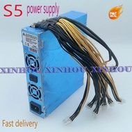 ASIC Bitcoin Miner PSU S5 แหล่งจ่ายไฟเปลี่ยน Bad SHA256 BTC BCH S5 Miner Power Supply Part