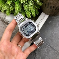 Casio Silver Waterproof Watch GMW-B5000D-1JF / B5000