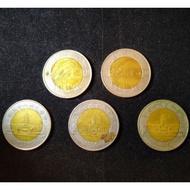 紙鈔 錢幣 收藏 現貨實拍 民國85年雙色五十元硬幣