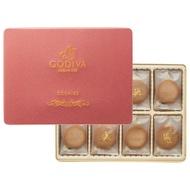 GODIVA 榛果/牛奶餅乾禮盒 6010505
