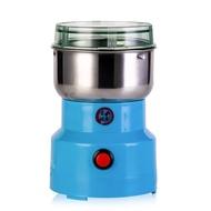 現貨 中規粉碎機 五穀雜糧電動磨粉機 家用小型研磨機 不銹鋼中藥材咖啡打粉機 110V-220V適用台灣電壓 研磨機