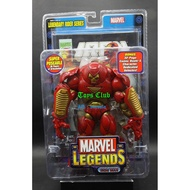 Marvel legends toybiz 11代 浩克戰爭版 鋼鐵俠 反浩克 可動