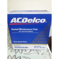 嫙風小舖~ACDELCO S55D23L R 免加水電瓶 S75D23L S55B24L R