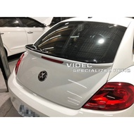 威德汽車 VW 福斯 金龜車 BEETLE 尾翼 中尾翼 擾流板 ABS 空力套件