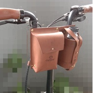 Foldable Bike Handlebar Brompton Fnhon Trifold Dahon Tern Pikes Folding Bike Bag