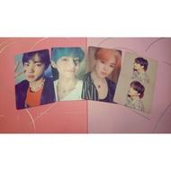 [售] BTS PERSONA 空專&明信片