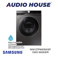 [BULKY] SAMSUNG WW12TP94DSX/SP 12KG FRONT LOAD WASHER ***2 YEARS WARRANTY***