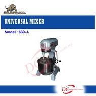 GOLDEN BULL B30-A STAND FOOD MIXER / UNIVERSAL FLOUR MIXER