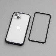 Mod NX邊框背蓋兩用手機殼-黑色/for iPhone 11 系列