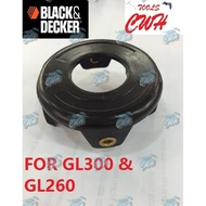 GL300 / GL260 BLACK DECKER SPOOL CAP COVER SPOOL LINE SPRING GRASS TRIMMER SPARE PART ACCESSORY BLACK AND DECKER B&D BD