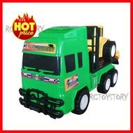 HOT SALE !!ราคาถูกมากๆ## Rctoystory รถ ของเล่น รถบรรทุก แทรคเตอร์ พรวนดิน คละสี
