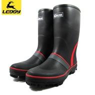 樂迪戶外夏季釣魚鞋 磯釣鞋防滑防水短靴 男款鋼釘底雨鞋垂釣用品