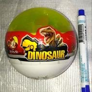 恐龍造型積木 扭蛋球