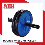 AIBI Double Wheel Abdominal Exerciser ► Ab Roller ► Workout Fitness Gyms