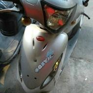 4行程光陽50cc機車 摩托車