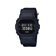 Casio G-Shock Men's Black Nylon Watch DW5600BBN-1D. 1 Year Warranty. 100% Authentic