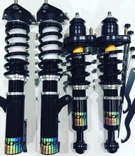三菱 Mitsubishi lancer fortis 專用 KOO sport 高性能可調式避震器