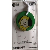 BT21 - CHIMMY Wearable Watch & Round Ezlink Charms