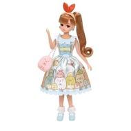 【TAKARA TOMY】莉卡娃娃 LD-08 角落小夥伴莉卡(女孩 洋娃娃)