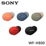 SONY 索尼 WF-H800 h.ear 真無線藍牙耳機(公司貨)