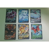 Pokemon V cards from Vivid Voltage