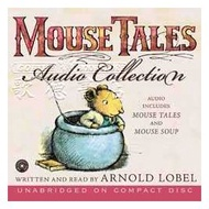 An I Can Read Level 2:Mouse Tales and Mouse Soup 套書 (2書+1CD)