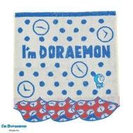 哆啦A夢 時間布 手帕